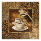 Coffee III Plakater af Gregory Gorham