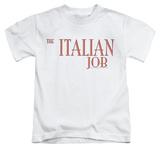 Youth: Italian Job - Logo Shirt