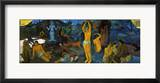 Gauguin: Painting, 1897 Framed Giclee Print by Paul Gauguin