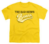 Youth: The Bad News Bears - Logo T-shirts