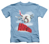 Youth: Airplane - Logo Shirt
