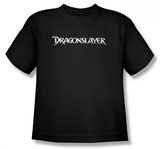 Youth: Dragonslayer - Logo T-shirts