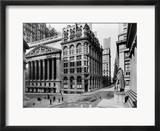 Stock Exchange, C1908 Lmina fotogrfica enmarcada por Irving Underhill