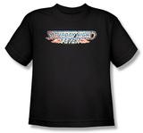 Youth: Saturday Night Fever - Logo Shirt