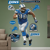 Ndamukong Suh Wall Decal