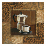 Coffee IV Giclee Print by Gregory Gorham