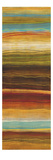 Organic Layers Panel I - Stripes, Layers Reproduction procédé giclée par Jeni Lee
