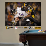 James Harrison Sack Mural Wall Decal