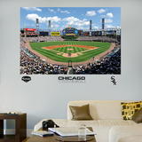 Chicago White Sox US Cellular Field Stadium Mural   Wall Decal