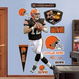 Colt McCoy Wall Decal