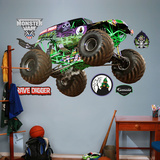 Gravedigger   Wall Decal