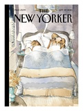 Bedbugs and Beyond - The New Yorker Cover, September 27, 2010 Regular Giclee Print by Barry Blitt