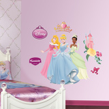 Disney Princess Wall Decal Sticker Wall Decal