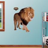 Lion Adhésif mural