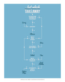 But Which Take-Away Giclee Print by Stephen Wildish