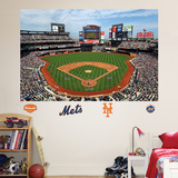 New York Mets Citi Field Stadium Mural   Wall Decal
