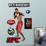 Nate Marquardt Wall Decal