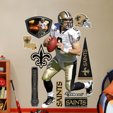 Drew Brees 2011 Edition Wall Decal