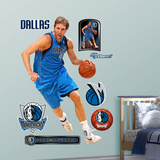 Dirk Nowitzki 2012 Wall Decal