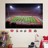 "Ohio State ""Ohio"" Stadium Wall Decal"