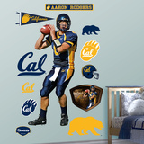 Aaron Rodgers Cal Wall Decal