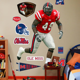 Patrick Willis Ole Miss Wall Decal