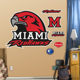 Miami of Ohio Logo Wall Decal