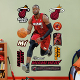 Dwyane Wade 2012 Wall Decal