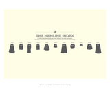The Hemline Index Print by Stephen Wildish