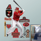 Stephen Drew Wall Decal