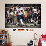 Devin Hester Return Record Mural Wall Decal