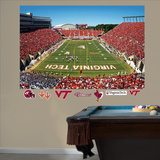 Virginia Tech Stadium Mural Wall Decal