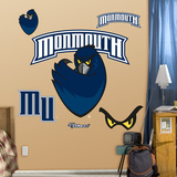 Monmouth University Logo Wall Decal