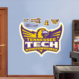 Tennessee Tech Logo Wall Decal
