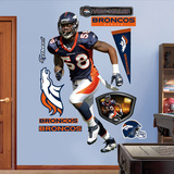 Von Miller 2011 Wall Decal