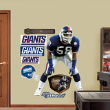 Carl Banks Wall Decal