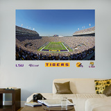 LSU – Tiger Stadium Mural   Wall Decal