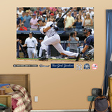 Derek Jeter 3000th Hit Mural Wall Decal