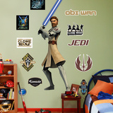 Obi-Wan Kenobi Wall Decal