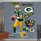 Aaron Rodgers 2011 Edition Green Wall Decal