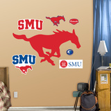 SMU Logo Wall Decal