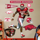 Darren McFadden Arkansas Wall Decal