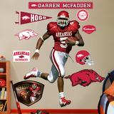 Darren McFadden Arkansas Wall Decal