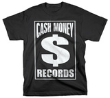 Cash Money Records - Dollar Logo T-Shirt
