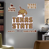 Texas State University-San Marcos Wall Decal Wall Decal