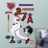Torii Hunter Wall Decal
