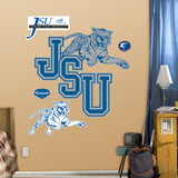 Jackson State University Logo Wall Decal