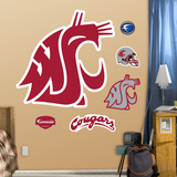 Washington State Logo Wall Decal