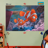 Finding Nemo Mural Mode (wallstickers)