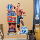 WWE John Cena Wall Decal